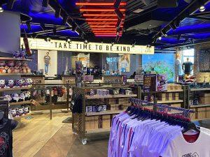 Hard Rock cafe - Rock Shop
